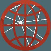 Сетка земного шара