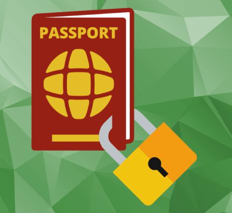 паспорт не допускается