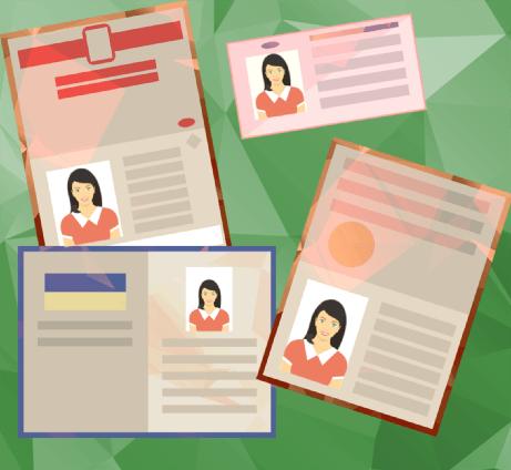 документы удостоверяющие личность