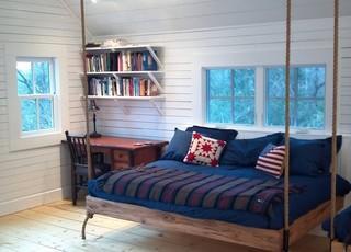 вариант парящей кровати