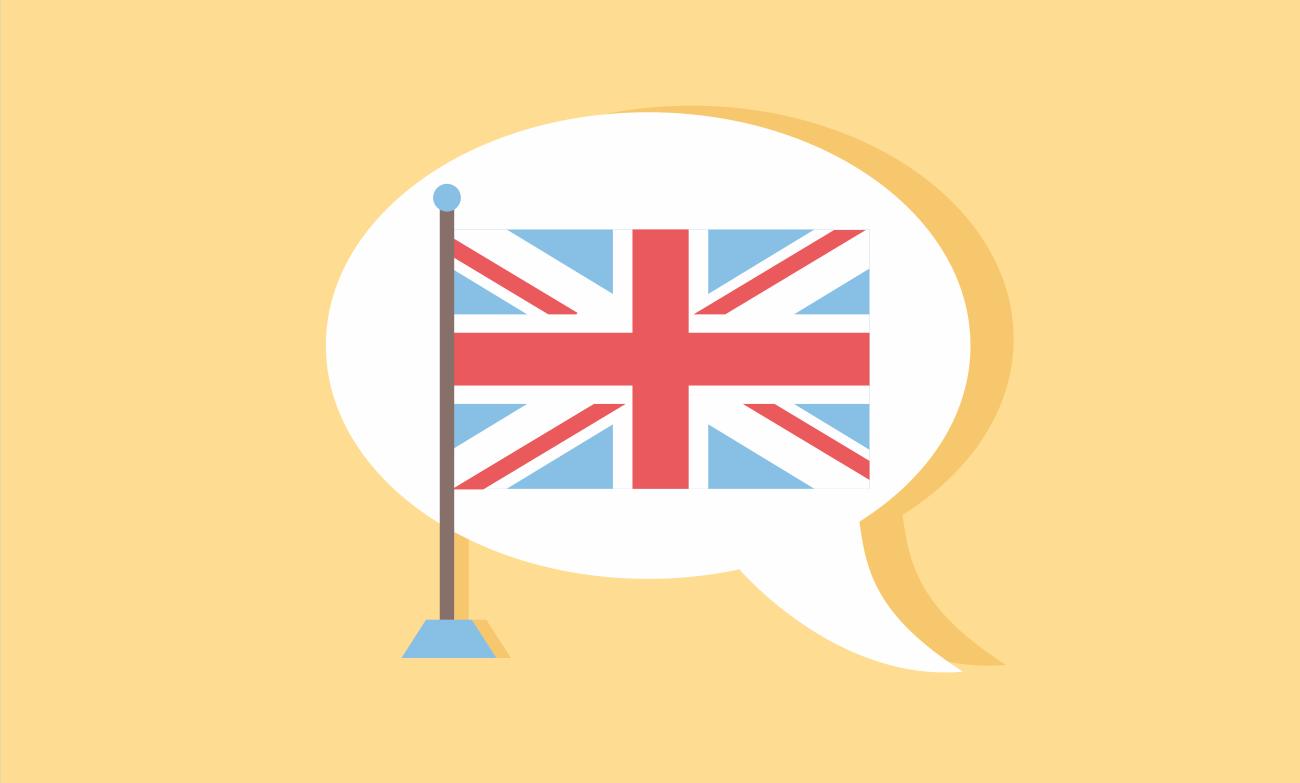 Британский флажок