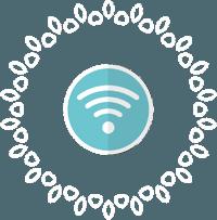 Значок Wi-Fi соединения