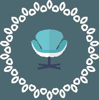 Удобное компьютерное кресло