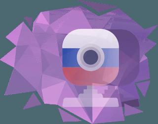 Вебкамера триколор