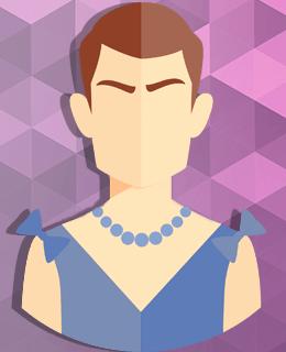 Силуэт трансгендера
