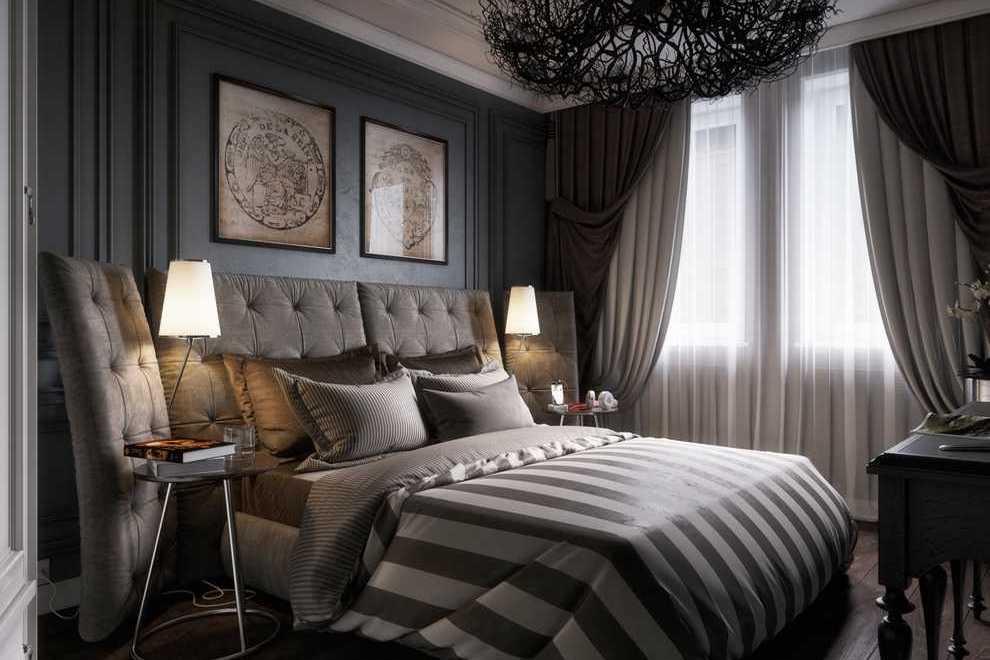 стильная комната в Екатерибнурге