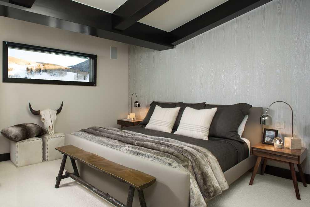 комната в стиле ранчо