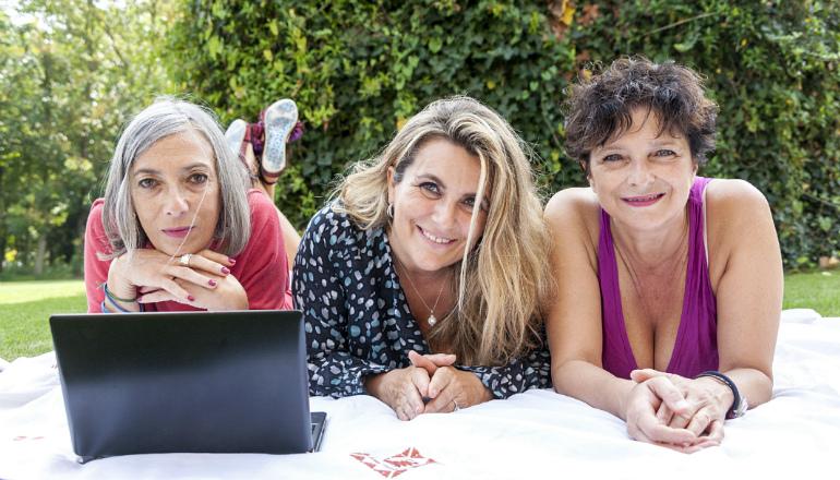 Работа для женщин после 50 лет