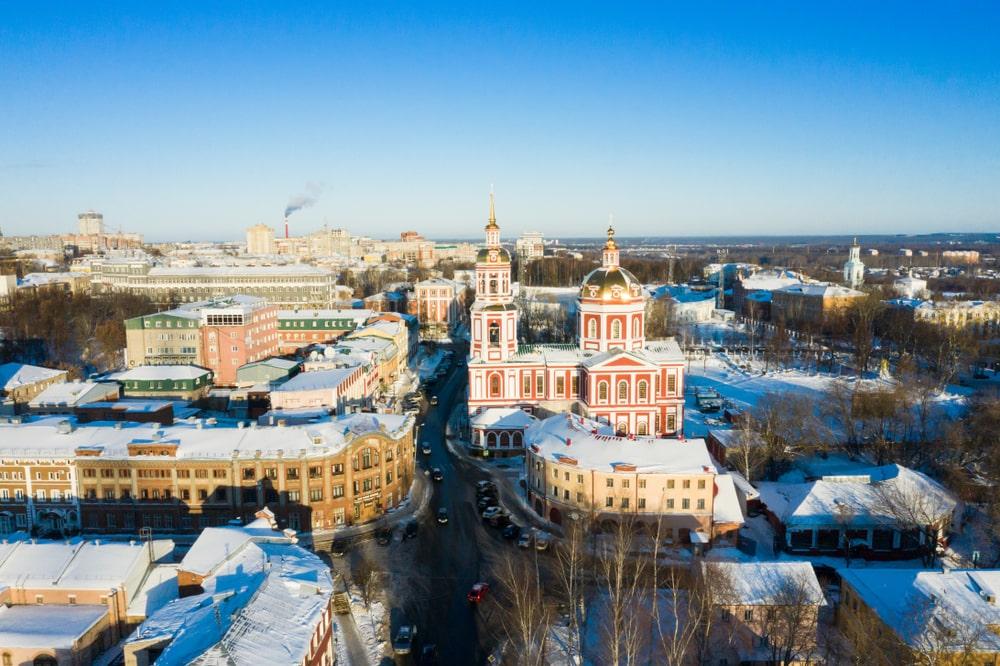 Работа веб моделью в Кирове